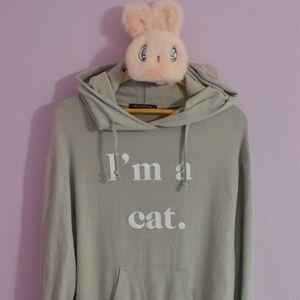 NWOT! WILDFOX I'm a Cat 🐈 Hoodie